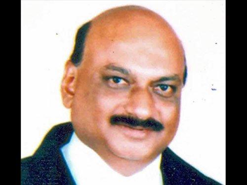 ജസ്റ്റിസ് മോഹന് എം. ശാന്തനഗൗഡര്  അന്തരിച്ചു
